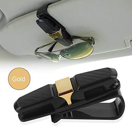 Universal Fahrzeug ABS Auto Auto Verschluss Cip Brille Sonnenbrille Ticket Empfang Karte Clip...