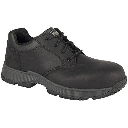 leggero sicurezza Black di uomo Martens composito scarpe Linnet lacci Dr con z7BqIB