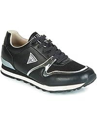 GUESS Zapatillas Deluxe de Hombre Negra Talla 45