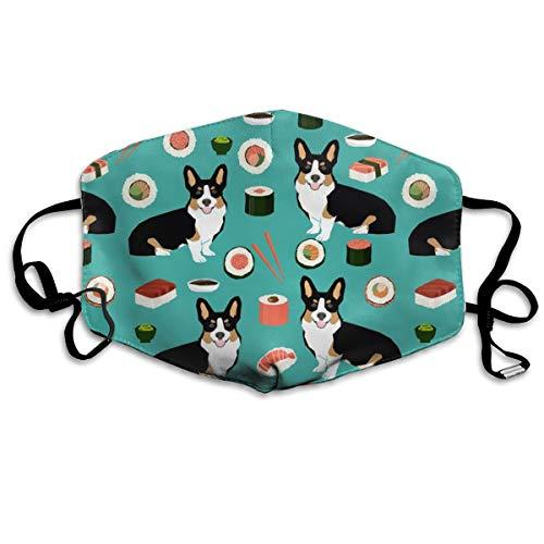 Niedliche Sushi Kostüm - Tricolored Corgi Hunde- und Sushi-Design -