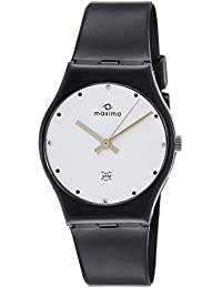 f862f6d16 Maxima Analog Silver Dial Men s Watch - 02133PPGW