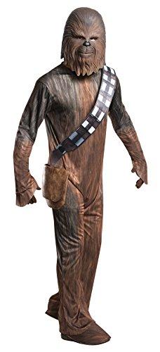 s Fancy dress costume Large (Deluxe Chewbacca Kostüme Für Erwachsene)