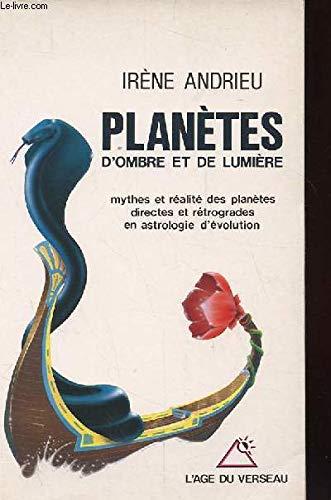 PLANETES D OMBRE ET LUMIERE