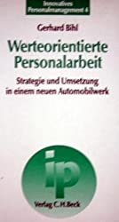 Werteorientierte Personalarbeit