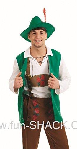 Traditional Bavarian Men's Costume History National Fancy Dress