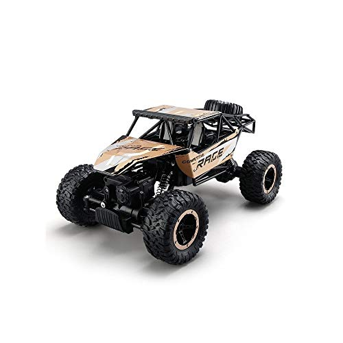 Markc Radio Remote di Controllo Racing Cars 1:14 Elettrico Corsa Veloce Buggy Hobby Auto Ricarica Car Drift Racing radiocomandato Car Controlled Electric Vehicle Alta velocità Fuorist