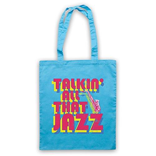 Ispirato Da Stetsson Che Parlano Di Tutto Quel Jazz Non Ufficiale Delle Borse Del Mantello Azzurro