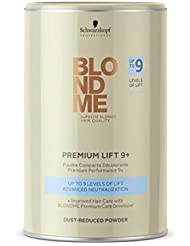 Schwarzkopf Blondme Premium Lift 9+ Décoloration