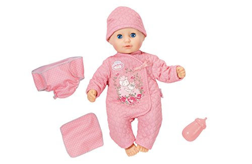 "Zapf Creation 700594"" My First Baby Annabell Fun Puppe, bunt"