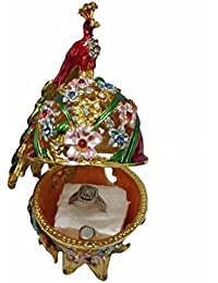 Jaz Deals Ring Holder For Rings, Engagement Ring And Tiny Jewellery Organizer Showpiece