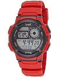 Casio Youth Digital Grey Dial Men's Watch - AE-1000W-4AVDF (D120)