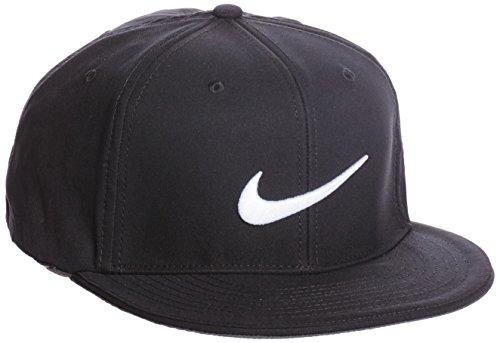 Nike Herren Kappe True Statement, Black/White, M/L, 727032-011 (Tiger Golf-hüte Woods)