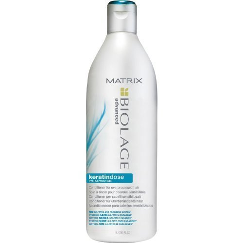 BIOLAGE KERATINDOSE Conditioner 1000 ml by MATRIX (English Manual)