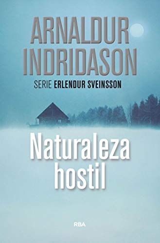 Naturaleza hostil, Arnaldur Indridason (Erlendur Sveinsson, 11) 41A31edRQ3L