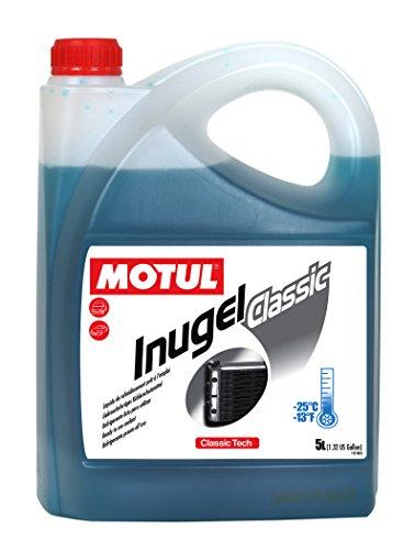 Motul 101083 Kühlwasseradditive Inugel Classic -25, 5 L