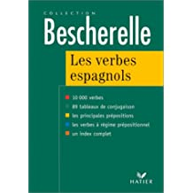 Les verbes espagnols 10 000 verbes, édition 97
