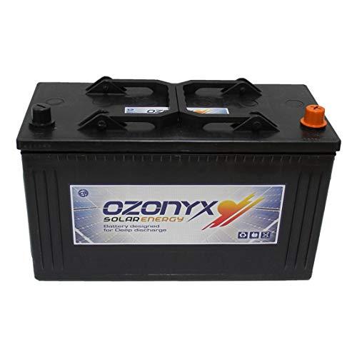 Próximo Bateria Solar 125ah 12v Ozonyx Este es un producto de Ozonyx Solar Energy, fabricante especializado en baterías con una larga vida en ciclos de carga y descarga. Esta batería ofrece una gran potencia, rendimiento, durabilidad y confiabilidad ...
