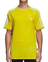 542e6eee80186 Adidas Mens Pharrell Williams HU Holi Tee - Yellow CW9102 (XXL)