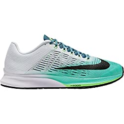 Nike Wmns Air Zoom Elite 9, Zapatillas de Running para Mujer, (Hyper Turquoise/Black/White/Smokey), 40 EU