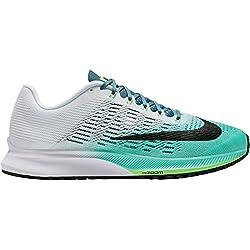 Nike Wmns Air Zoom Elite 9, Zapatillas de Running para Mujer, (Hyper Turquoise/Black/White/Smokey), 40 EU