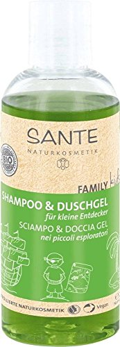 SANTE Family Kids Shampoing-Douche \