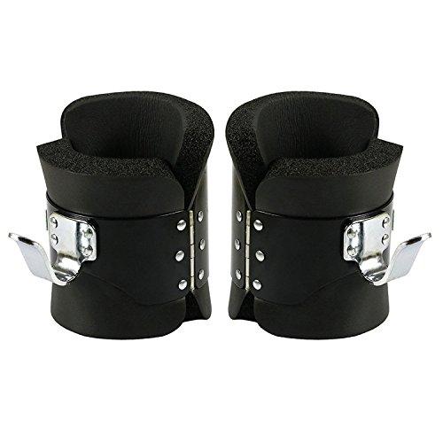 Cavigliere antigravitazionali Yatek, anti-gravità, in acciaio, fissaggio sicuro, perfette per...