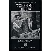 [(Women and the Law)] [Author: Sandra Fredman] published on (March, 1998)