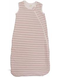 Perlimpinpin Bamboo Printed Nap Bag in Pink Stripe