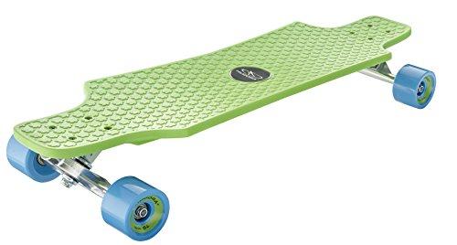 HUDORA Skateboards Longboard Fun Cruiser, grün, 12714
