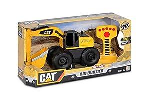 Toy State- Disney Cat Vehículo de Obras Públicas y Construcción B (TYS36639)