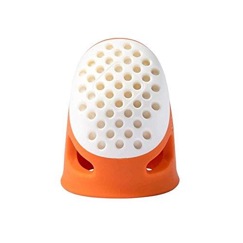 PRYM Fingerhut Ergonomie S Refill für Display, Orange, 1,86x 1,47x 2,54cm