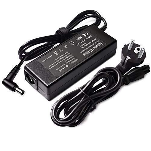 PFMY Laptop Netzteil Ladegerät 19,5V 4,7A 90W Kompatibel für Sony VAIO PCG VGP VGN Notebook VGP-AC19V19 VGP-AC19V36 VGP-AC19V37 VGP-AC19V42 VGP-AC19V48 VGP-AC19V63 VGP-AC19V19 AC Adapter, MEHRWEG -