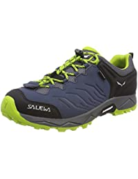 SALEWA Jr Mtn Trainer WP, Zapatos de Low Rise Senderismo Unisex Niños