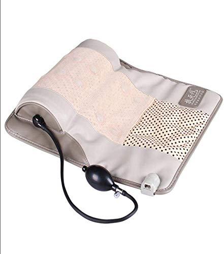 WYBD.Y Gute Qualität Far-Infrarot-Elektro-Lift heißen Nackenmassagegerät Physiotherapie Kissen Schulter Hals Lendenwirbelsäule Fieber Magnetkissen