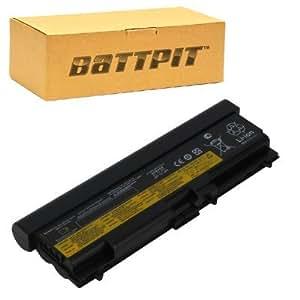 Battpit Batterie d'ordinateur Portable de Remplacement pour Lenovo ThinkPad T520 (6600 mah)