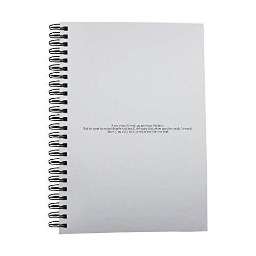 notebook-with-know-your-direction-and-stay-focused-but-be-open-to-coincidences-and-small-detours-tha