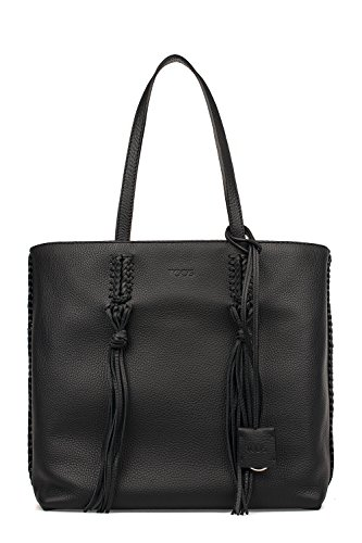 tods-womens-xbwamwa0300riab999-black-leather-tote