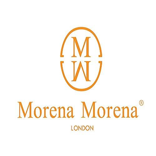 MORENA , Mocassins pour femme silver