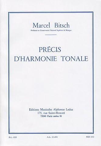 Précis d'harmonie tonale