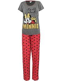Disney - Pijama para Mujer - Minnie Mouse