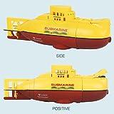 Zantec Mini RC U Boot Schiff 6CH High Speed Radio Fernbedienung Boot Modell Elektrische Kinder Spielzeug