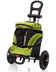 B-tourist chariot de course à roulettes pour porte-vélos charge max. 25 kg