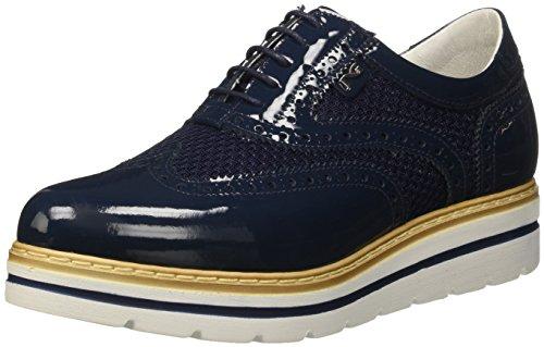 Nero Giardini P717212d, Sneaker a Collo Basso Donna Blu (208)