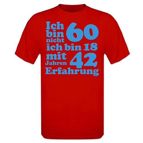 60ster Geburtstag T-shirts (60ster Geburtstag T-Shirt by Shirtcity)
