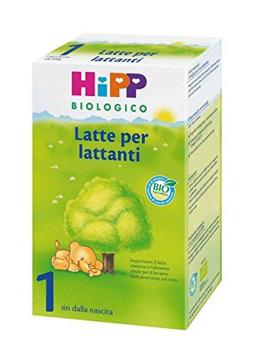 Hipp Latte Bio 1 in Polvere - 600 g