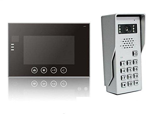 Video Door Intercom Visiophone C201