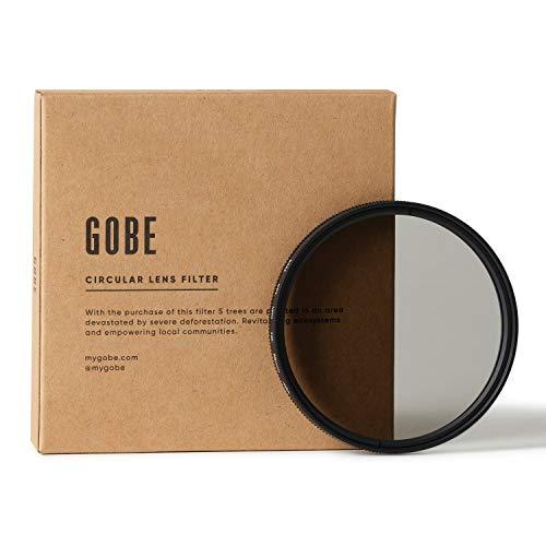 Gobe 58 mm Polfilter (Polarisationsfilter) CPL (3Peak)
