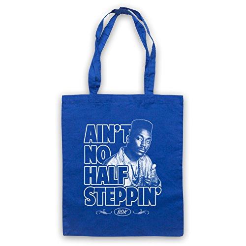Inspire par Big Daddy Kane Ain't No Half Steppin' Officieux Sac d'emballage Bleu