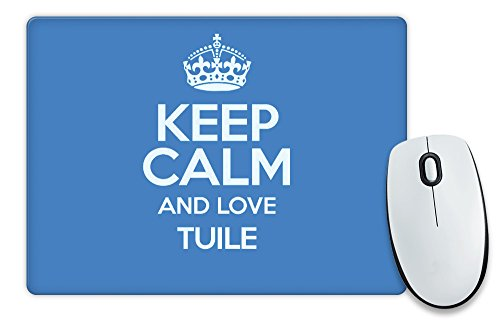 bleu-keep-calm-and-love-tuile-tapis-de-souris-couleur-3097