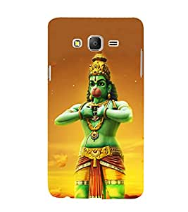 Bajarangbali 3D Hard Polycarbonate Designer Back Case Cover for Samsung Galaxy On7 :: Samsung Galaxy On 7 G600FY